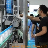 Water treatment equipment · Filling and packaging machinery · Air purification workshop