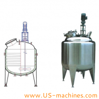 What is the mixing or blending tank? Here to choose the right tank for your materials