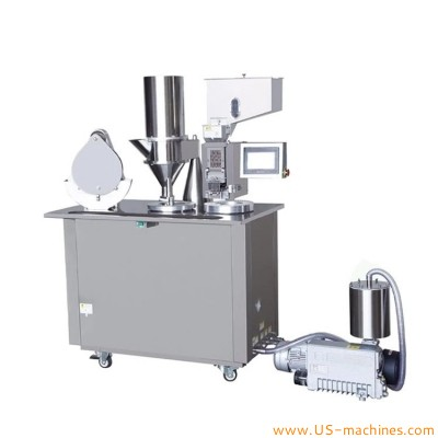 Semi automatic capsule filling machine pharmaceutical capsule filling equipment soft hard Glelatin capsule powder filling machine manual small Encapsulators filler