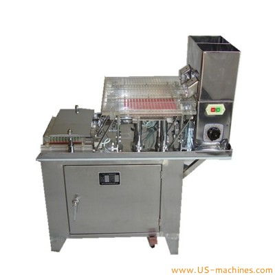 Manual capsule filling machine pharm medicine capsule vitamin capsule filler equipment 00# to 4# semi automatic capsule filling machinery