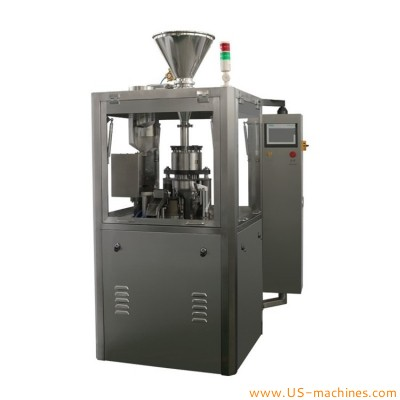 24000pcs per hour capsule powder pellet filling machine for 000# 0# 1# 2# 3# 4# 5# soft hard fully automatic GMP capsule filling machine hollow capsule packaging equipment
