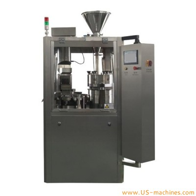 48000 pcs per hour production capacity capsule powder filling machine pellet tablet fully automatic pharmaceceutical equipment for hard meidicine capsule