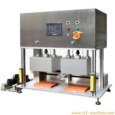 Cylindrical Lithium Battery Electrolyte Liquid Filling Machine Battery Tube Try Filling Production