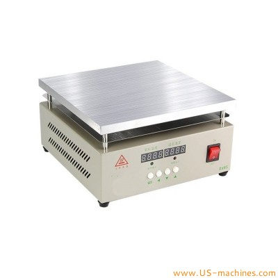 Tabletop 3D film overwrapping sealing machine for carton box mini manual three Dimension sealer device