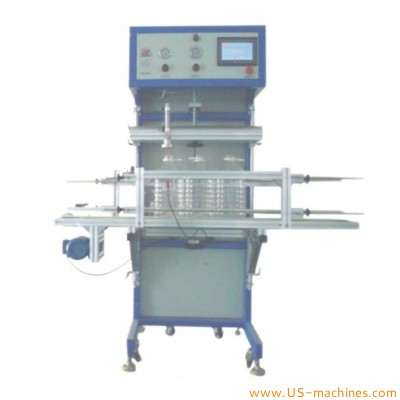 Automatic single nozzle leak testing machine one head leakage testing equipment