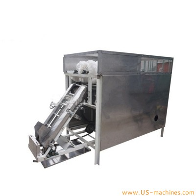 Metal can brushing cleaning machine automatic metal can tin cleanig system
