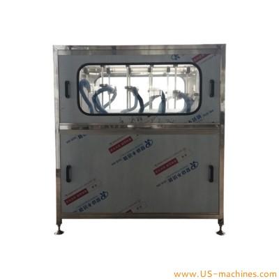 Air drying tunnel bottle dryer equipment