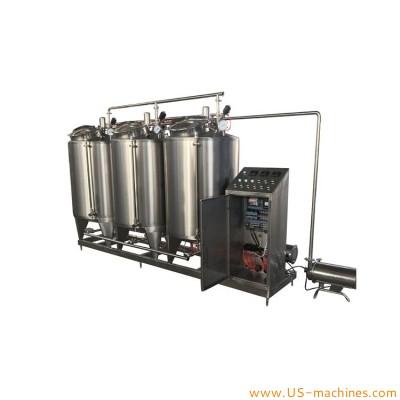 CIP system CIP cleaning system Split type CIP system Fermentation tank CIP system