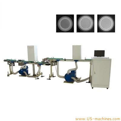 Full automatic Gray CCD Camera inspection system for packaging machinery with digital camera
