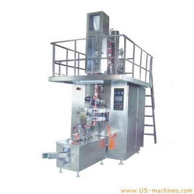 Automatic soy milk skim milk brick shape carton filling sealing packing machine 125ml 200ml 250ml 1000ml juice liquid brick carton packing machine