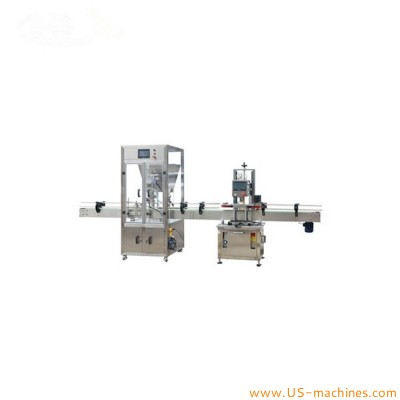 Shampoo cosmetic face cream hand washing liquid automatic 2-4 nozzles bottle filling capping labeling machine customized filler capper line