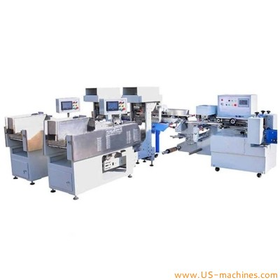 Automatic long food noodle sitcks spaghetti pasta noole weighing filling flow packing machine dry instant noodle bag packer