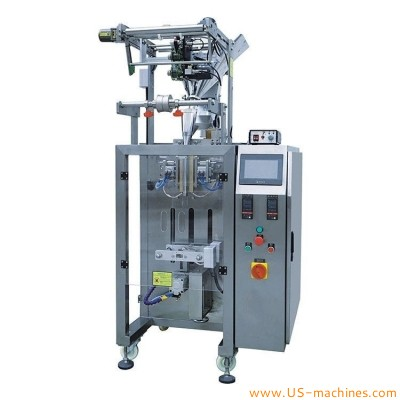 Automatic customized different irregular bag sachet stick vertical filling sealing packing machine for mask medicine coffee instant juice powder