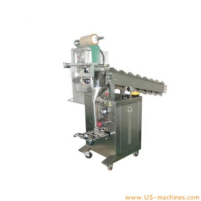 Automatic cup chain feeding bag form fill seal packaging machine for potato chips Butterfly noodle fried chips potato chips dry fruits