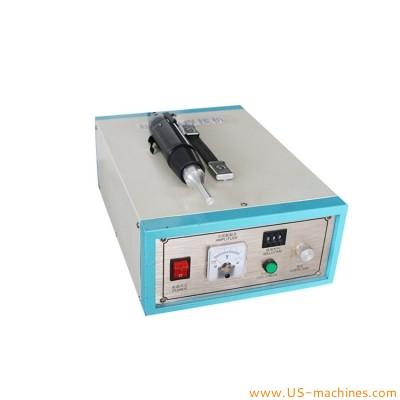 Portable manual ultrasonice generator welidng machine small ultrasonic welding device