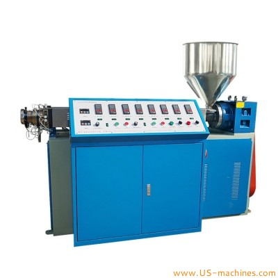 One Colour Automatic Straw Making Machine Single color 100% Biodegradable Sugar Cane plastic tube food drink beverage instant straw making production machine equipment