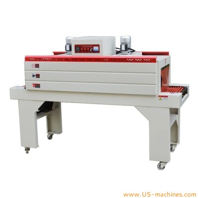 Automatic steam spray shrinking sealing tunnel machine steam heating oven for shrinking sealing machine