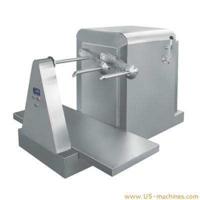 Sticky candy paste pulling making machine malt sugar mixing pulling making machine