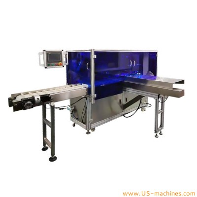 Automatic premade given bag pouch horizontal feeding mask filling sealing packing machine for KF94 N95 KN95