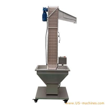 Automatic lid cap elevator lifting sorting machine cap feeding machine
