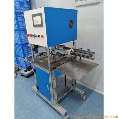 Semi automatic top press stamping gliding printing machine gilding embossing machine