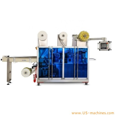 Automatic eye mask making packing machine sleep eye mask eye cover mask production machine