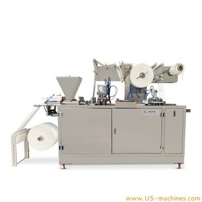 Autoamtic warm heating pad bag making packaging machine
