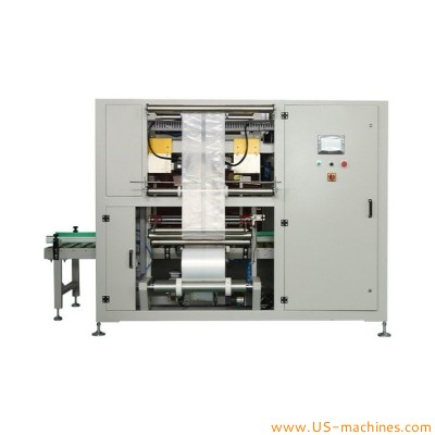 Automatic bag in box packaging machine