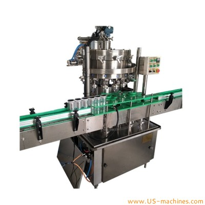 Automatic carbonated drink beer soda can tin filling machine