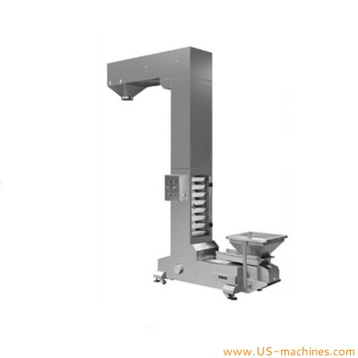 Z type bucket chain lifting feeding machine